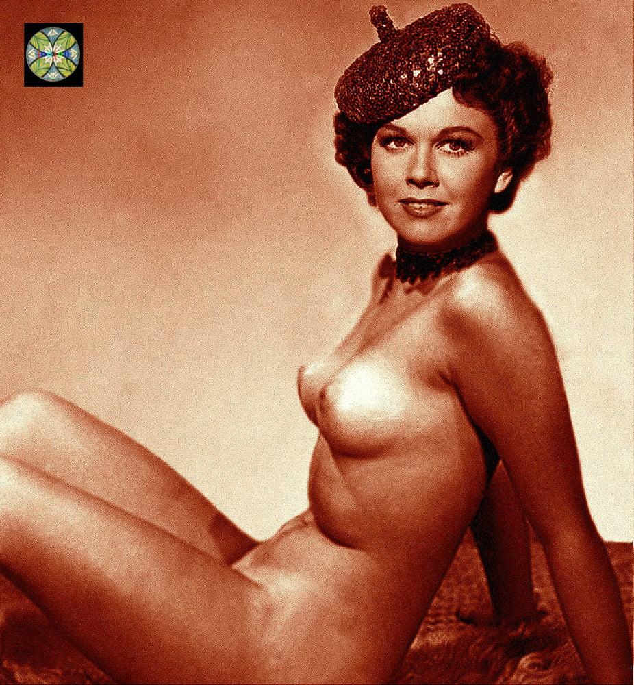 Doris day nude real massagem
