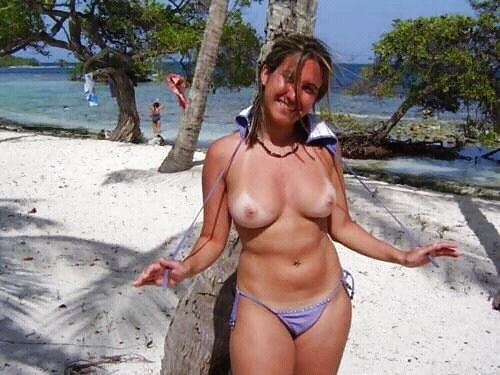 Milf beach amateur-8132