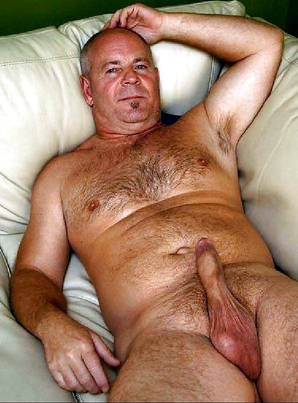 Mature naked men video 13