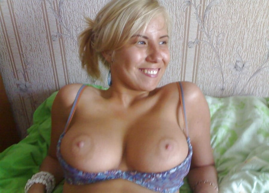 Sexy naked busty blondes
