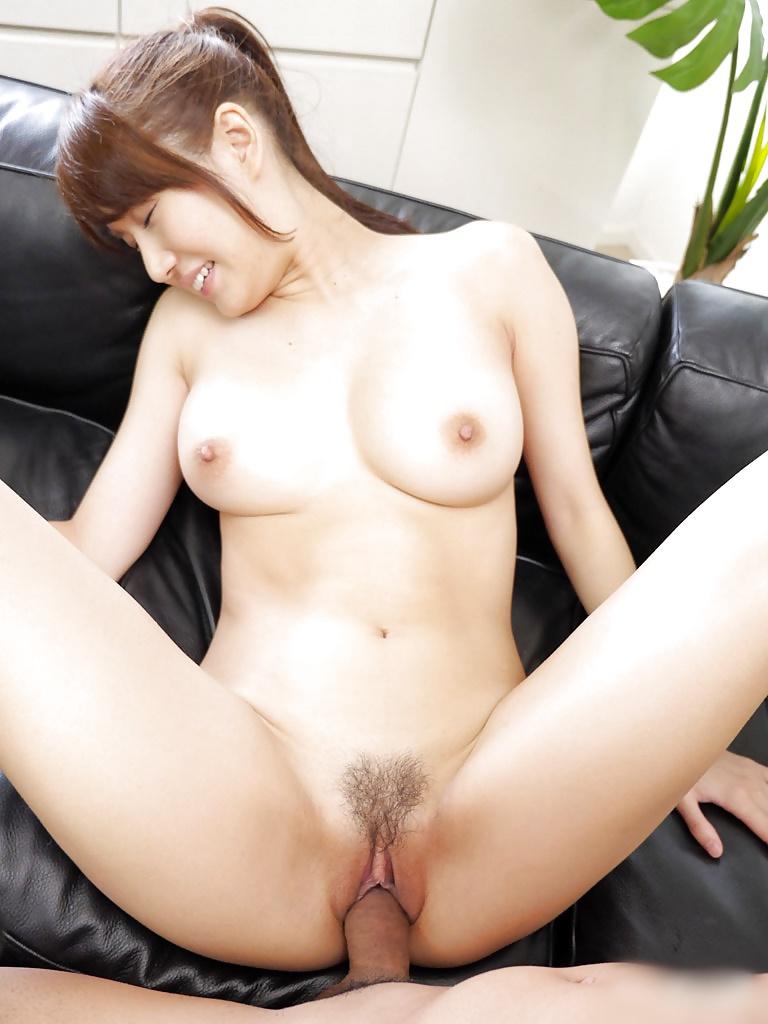 Sexy nurse miku airi gets her hairy pussy creamed