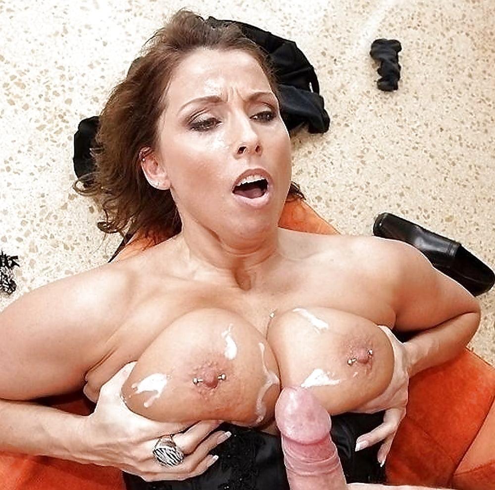 Cum on fridays tits