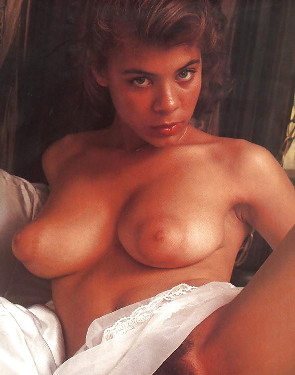Young retro puffy nipples tube — photo 10