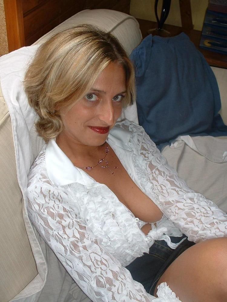 Sexy European Blonde - 105 Pics