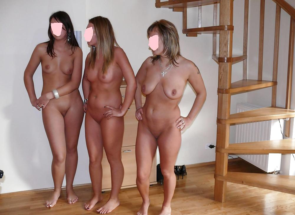 Nude milf mothers and their daughters enjoy erotic