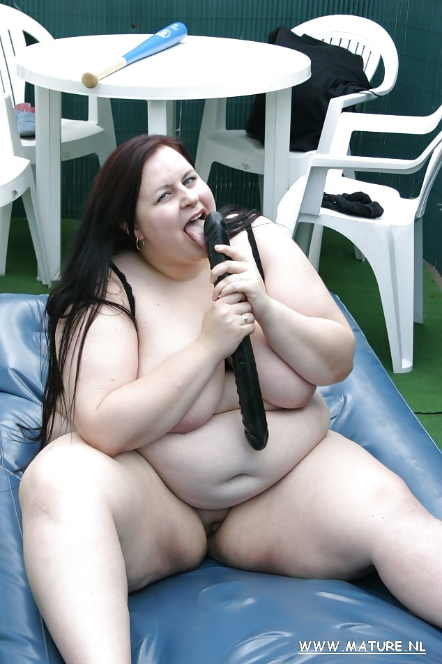 Chunky mature women photo gallery — img 10
