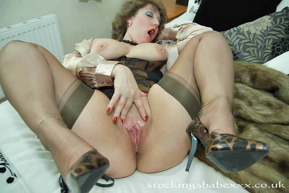 Dame Jungfrau Leggings Gruppensex