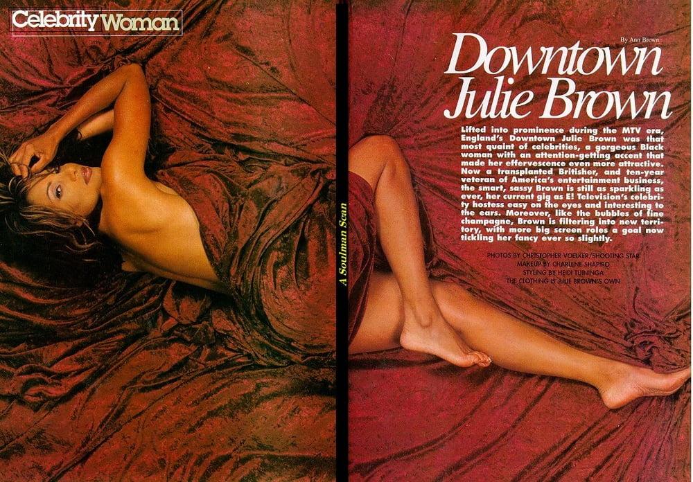 Leslie ann nude downtown julie brown