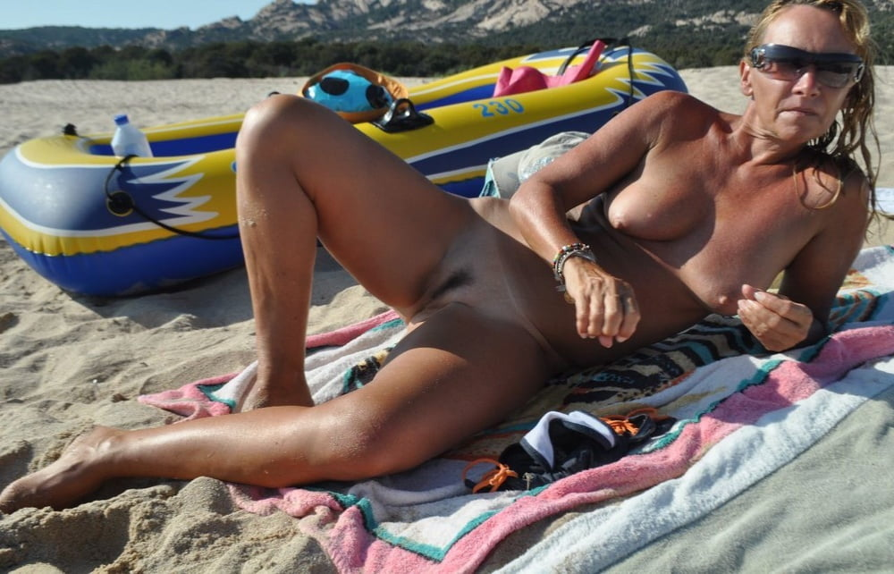 Mature nude tan lines-7632
