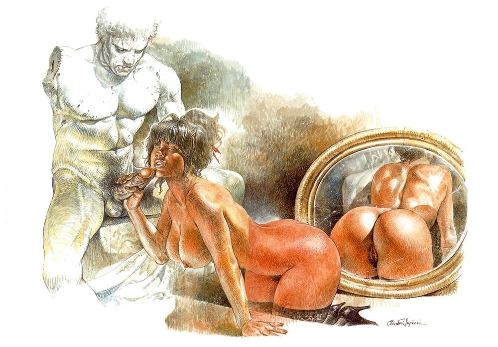 Порно арт картины — img 6