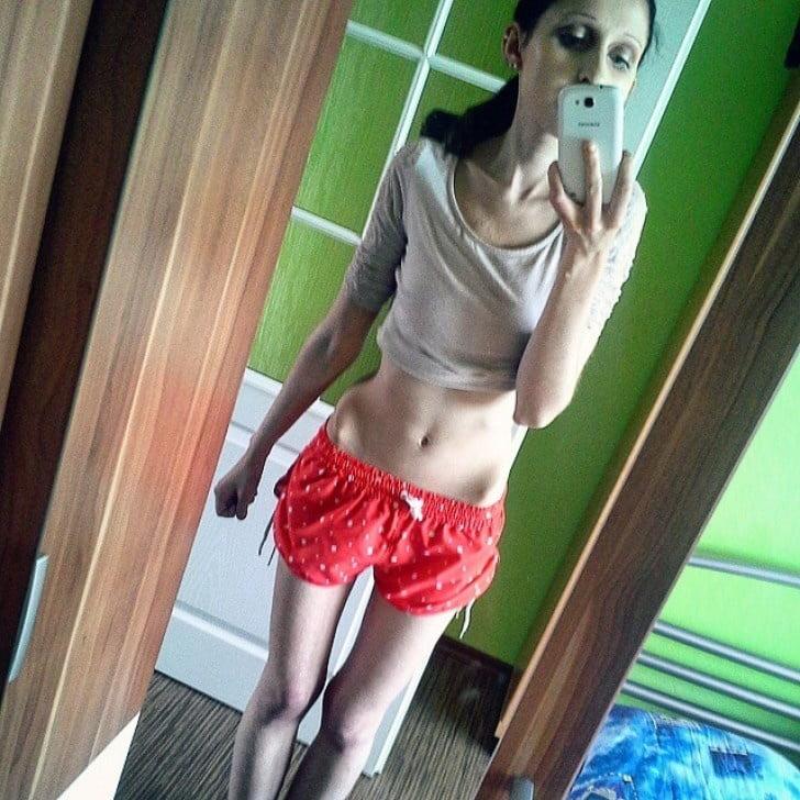 Slut gangbang nude anorexic teens naked pics