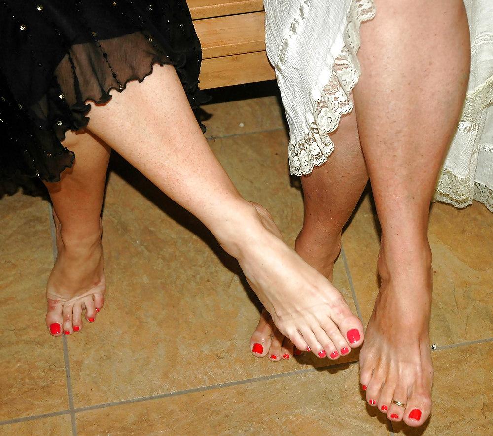 Sexy Mature Feet - User Request - Likestoolook321 4 - 10 Pics  Xhamster-5804