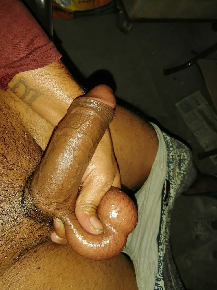 My Big Uncut Cock For Cuckold Muslim Couple And Muslimah - 8 Pics