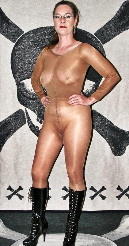 Pantyhose encasement porn-2421