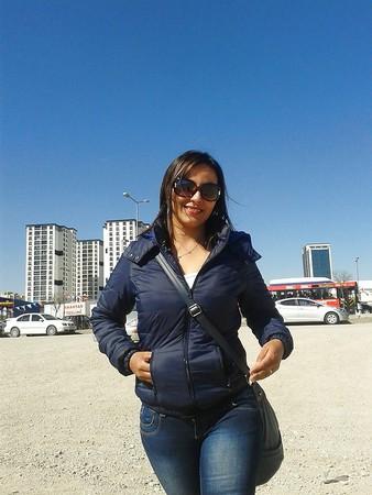 Turkish Girl Duygu