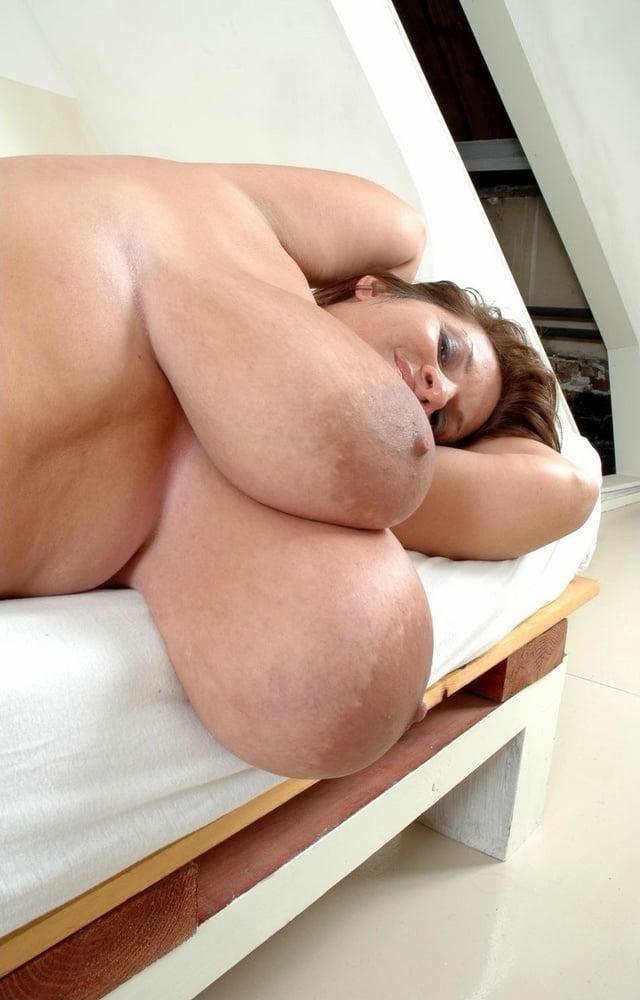 Enorme Titten