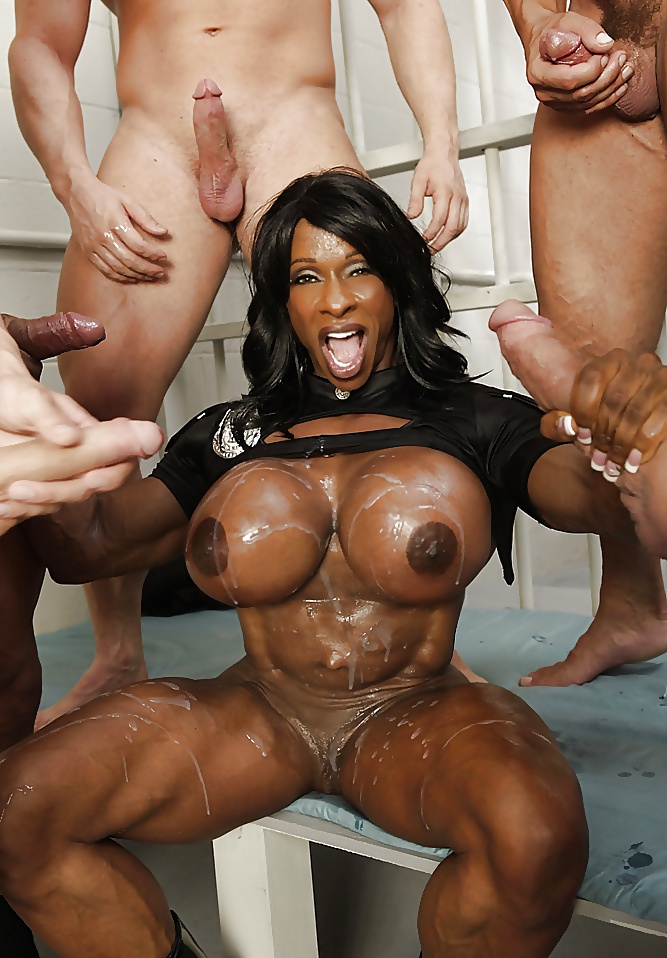 Female bodybuilder brandimae free pics