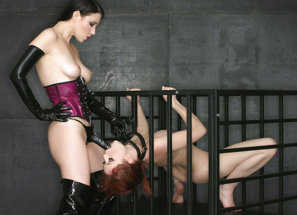Садо мазо порно госпожа и рабыня эротические