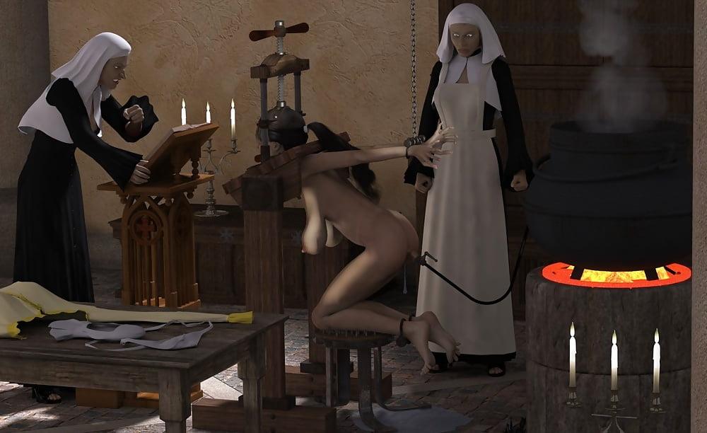 Erotic nun story story