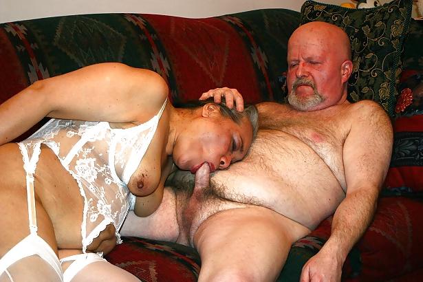 Старики домашнее порно