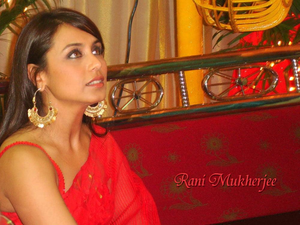 Rani mukherjee naked boobs-5343