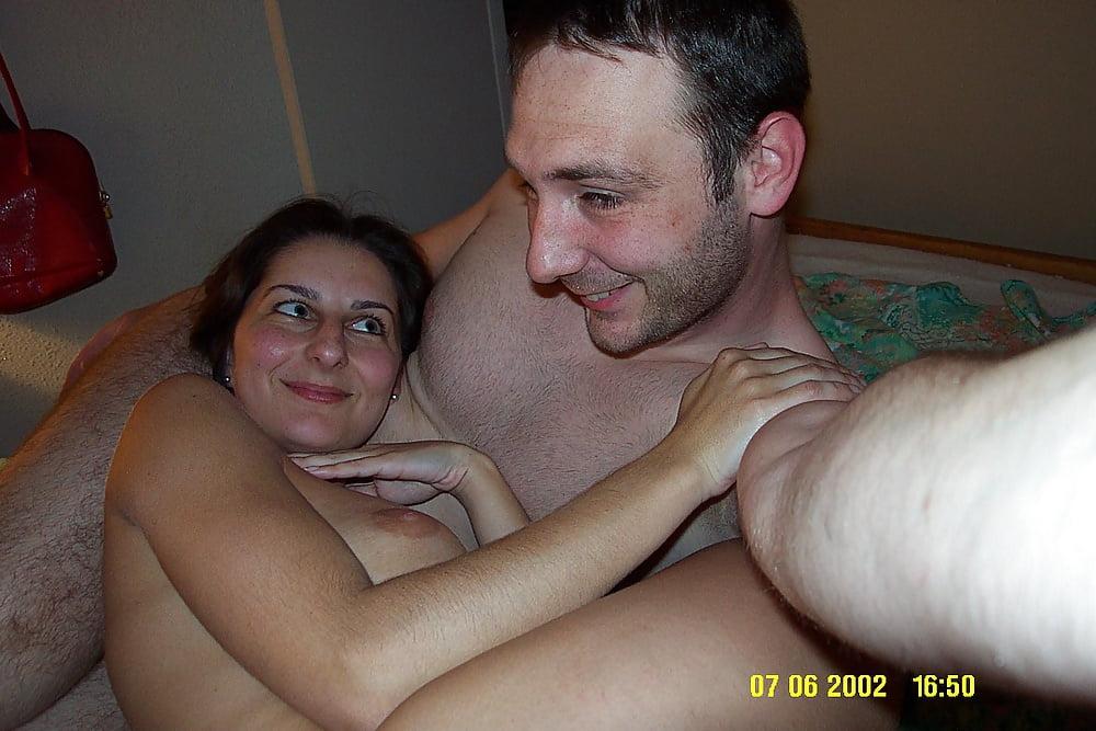 интимные фото одной семьи свечку сам
