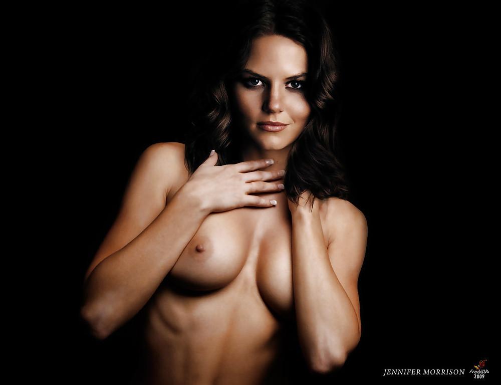 Jennifer morrison nude cleavage