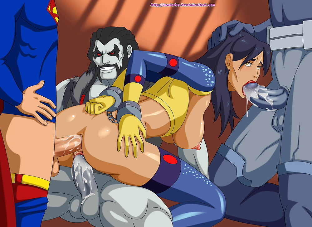 Naked sexiest superhero girls