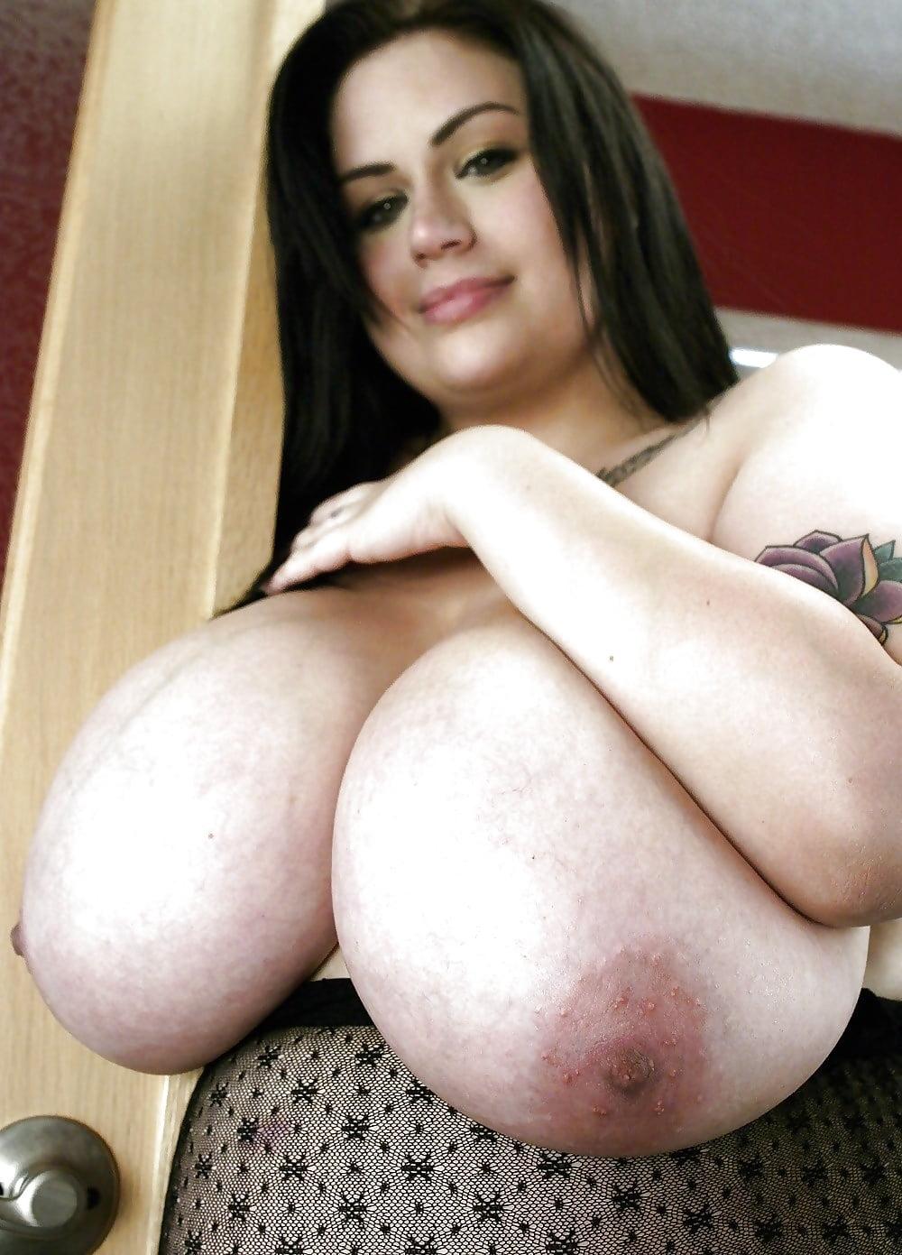 Bbw all natural huge boobs