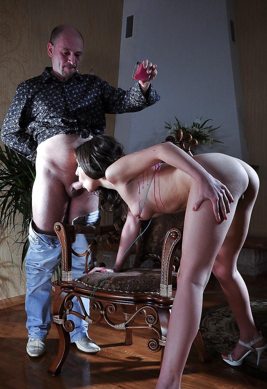 Порно муж накажет жене