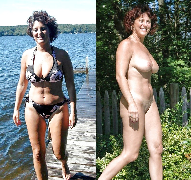 Commit before and after milfs