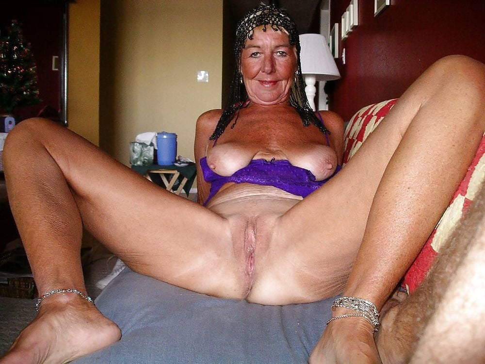 Ugly old woman sex