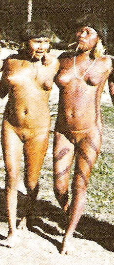 Tits Nude Tribes Of Amazon Scenes