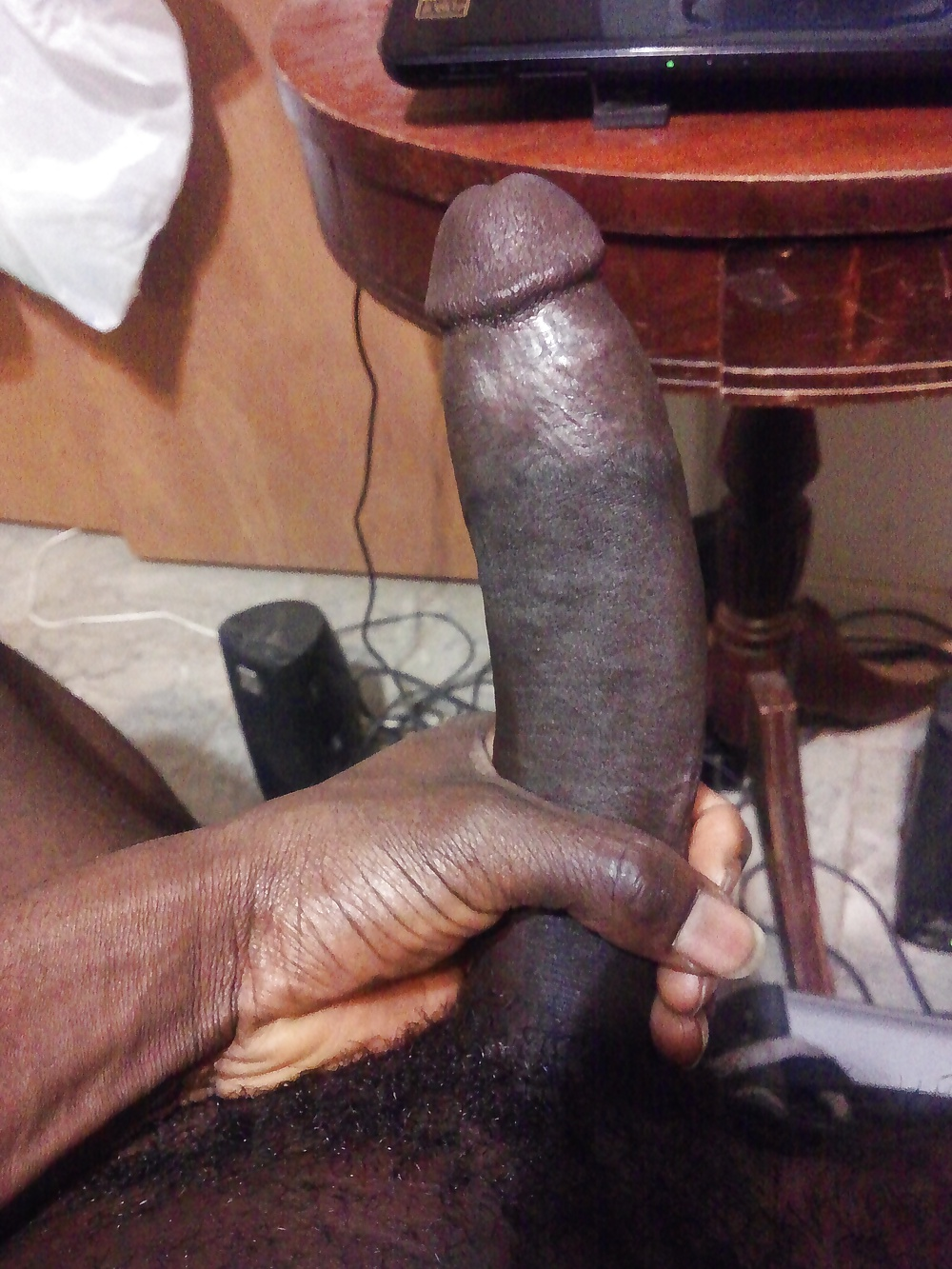 Huge Hard Long Thick Black Cock And Gallons Of Cum - 2 -9465
