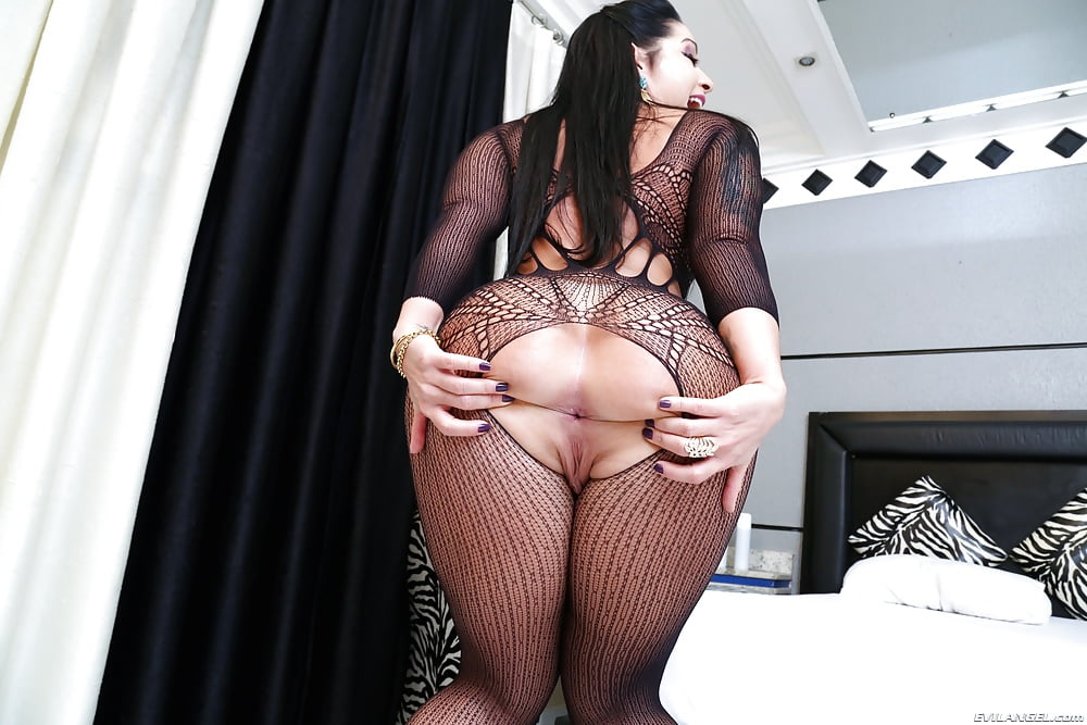 Stockings big ass pics