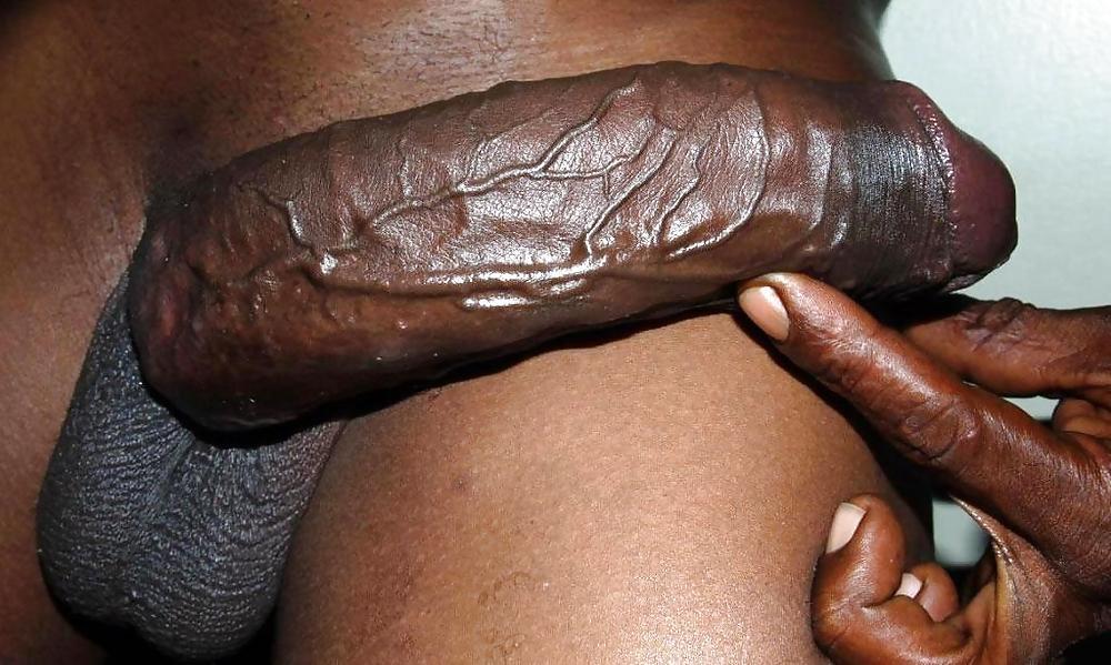 Big black dick