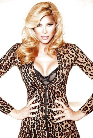 Candis cayne cock