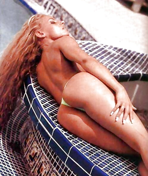Trish stratus nude pussy pics 14