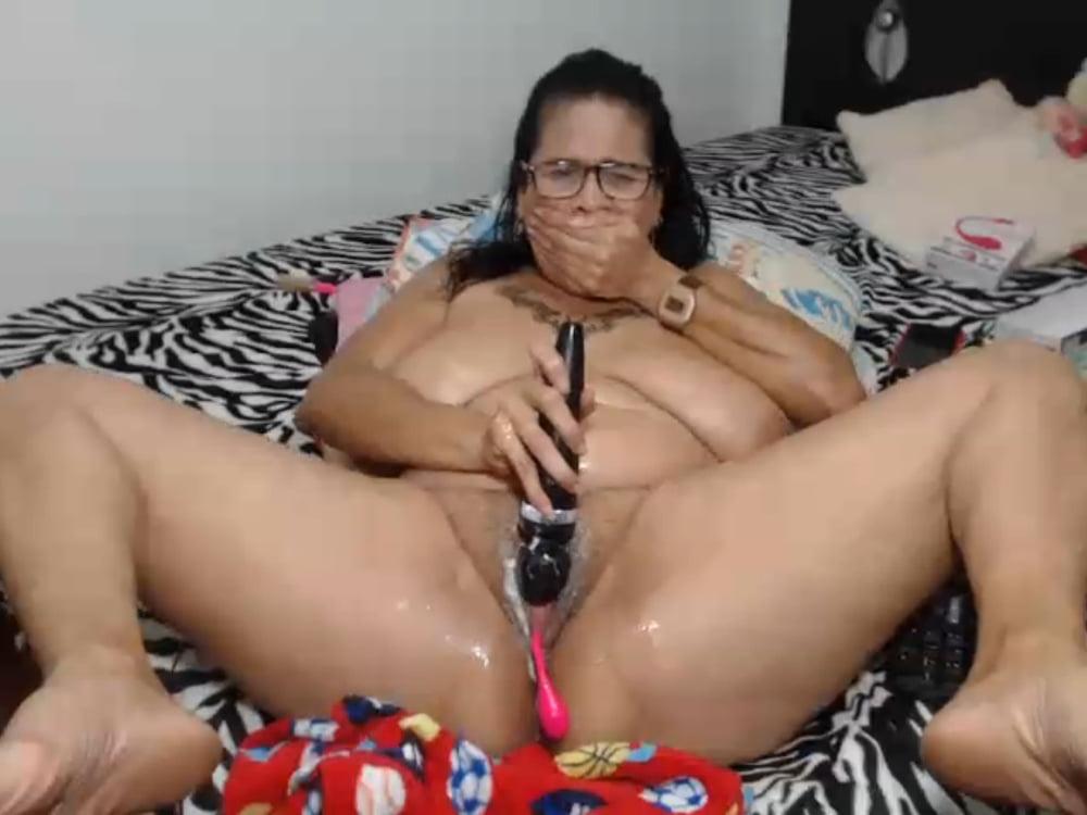 Ebony Teen Webcam Strip