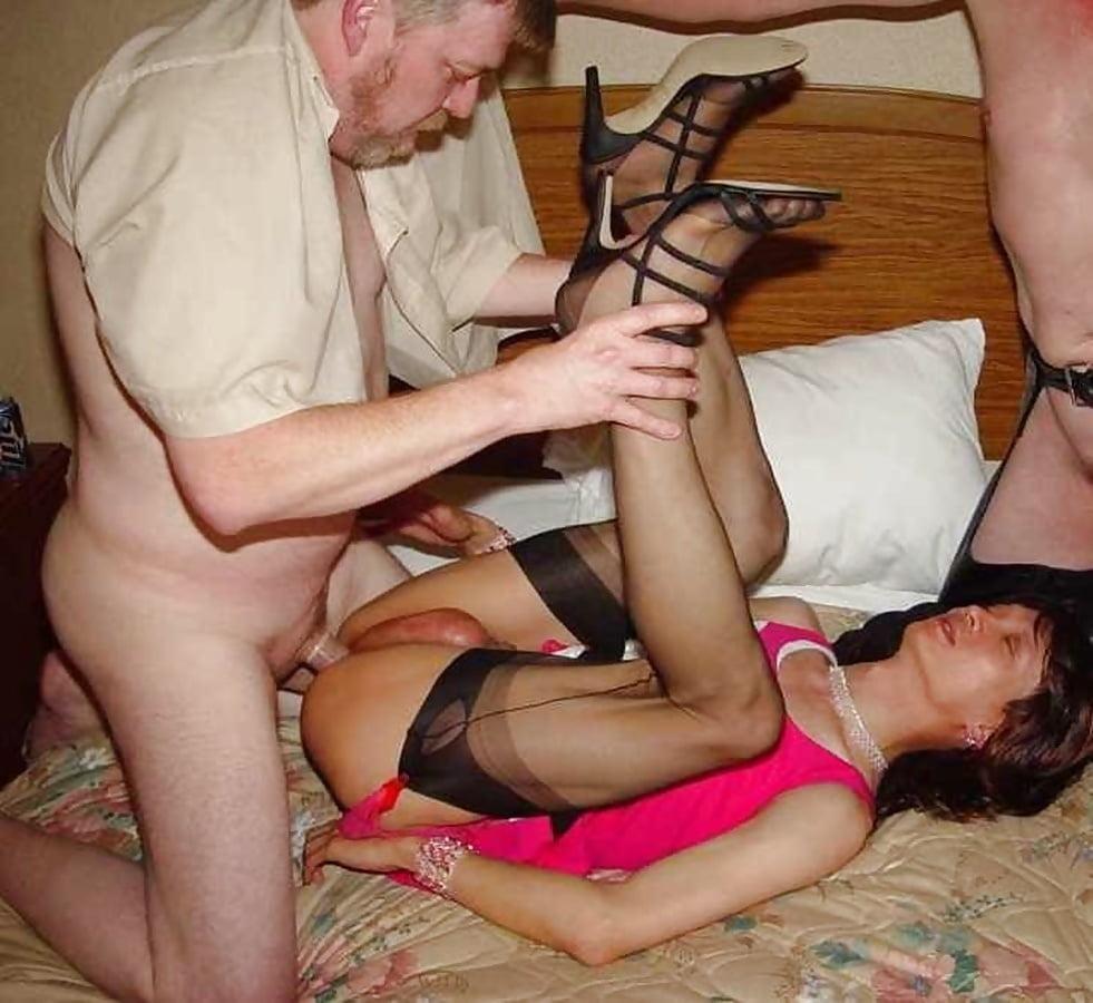 Crossdresser sissy, porn galery