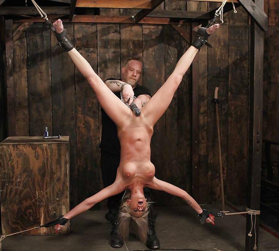 Skinny Vixen Anastasia Knight BDSM Porn Photo