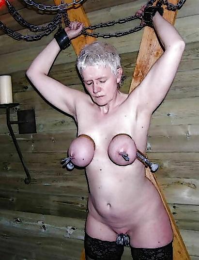 of tortures slave lady clit Old