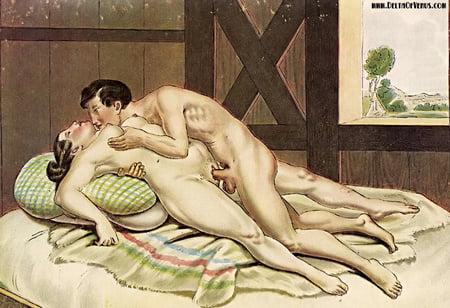 Sex Malerei