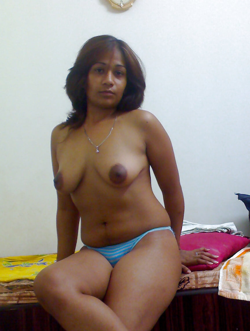 Indian big nude homemade
