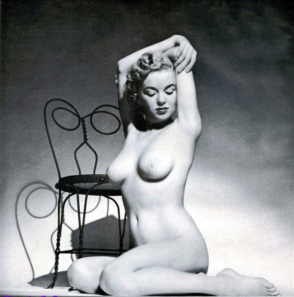 Naked Pictures Of Marilyn Monroe