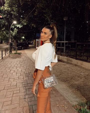 serbian super hot busty babe iva