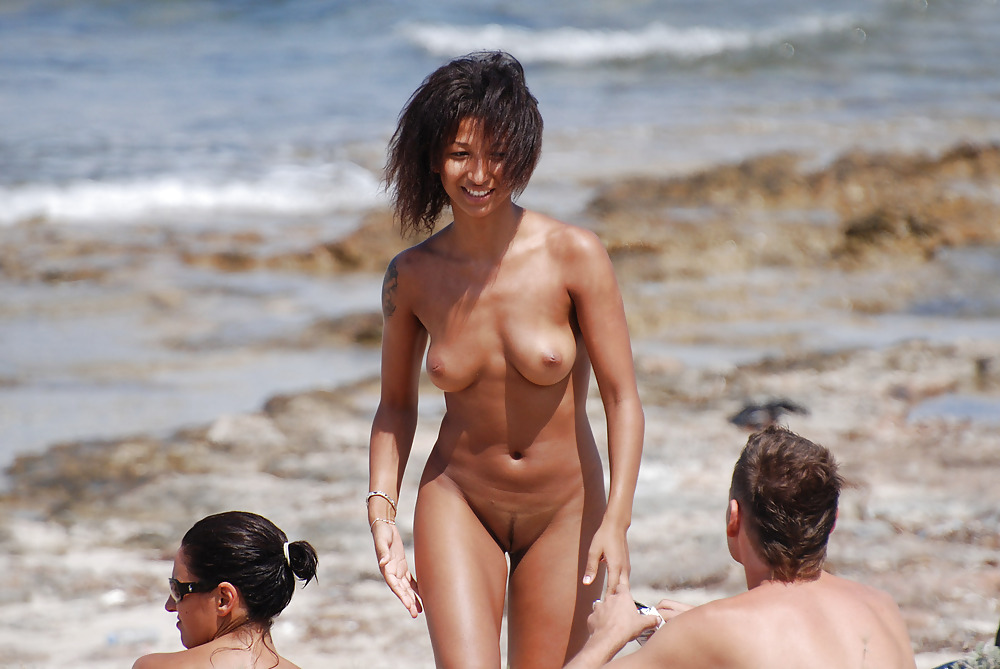 Nude beach pics spain