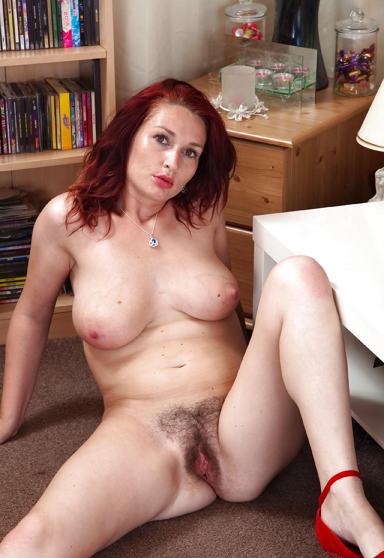Hairy Milf Bondage