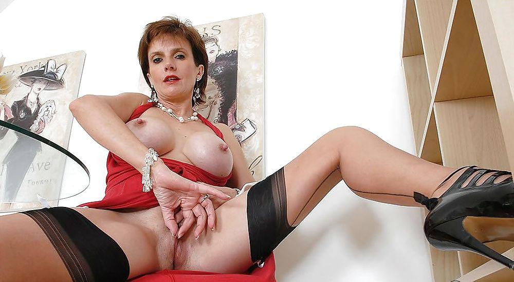 Английская леди порно видео #5