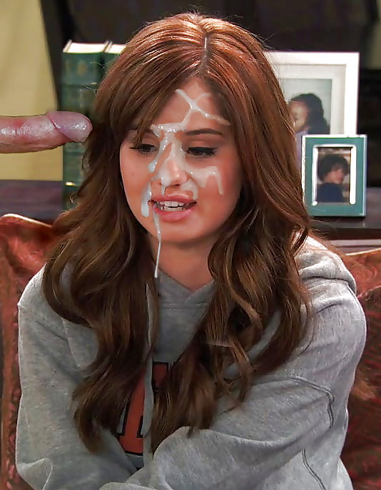 Debby ryan waiting to suck a cock